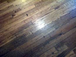 can you nail hardwood flooring to a chipwood subfloor
