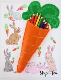 40 diy dollar store easter gift ideas pencil holder easter
