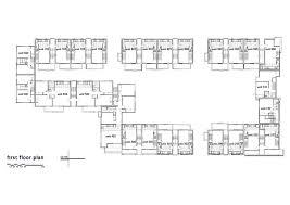High Rise Apartment Floor Plans by Wilton Close Cymon Allfrey Architects Archdaily
