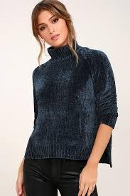 chenille sweater lost wander mock neck sweater chenille sweater