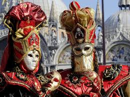 venetian carnival masks venice carnival 2010 masks and the flight of the angel in pictures