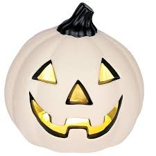 light up jack o lantern light up pumpkin jack o lantern walmart com