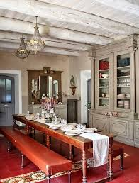 sala da pranzo provenzale salle a manger en style shabby chic et proven礑al 23 id礬es