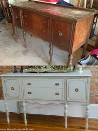 Mahogany Sideboards And Buffets How To Paint A Vintage Buffet Home Stories A To Z