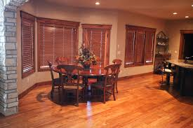 Wood Floor In Kitchen by Flooring Wood Floors In Kitchen And Bathroom Dark Ideawood Pros