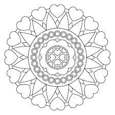 287 mandala u0027s images coloring books coloring