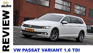 volkswagen variant 2015 volkswagen passat variant 1 6 tdi review 2015 youtube