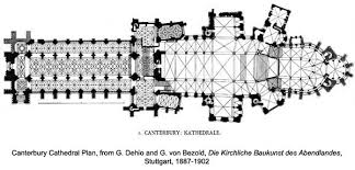 cathedral floor plan canterbury cathedral floor plan cathedral architecture pinterest