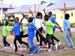 christmas party for children in lagos the nation nigeria