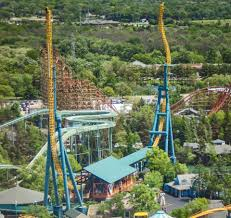 Six Flags Florida Intamin Amusement Rides Coasterforce