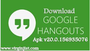 hangouts apk hangouts apk free sms voice call app