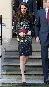 kate middleton steps out in erdem and tod u0027s pumps footwear news