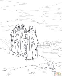 mark 16 12 13 luke 24 13 35 the emma u0027s disciples road to emmaus