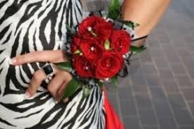 Red Prom Corsage Corsage Bar Okay Celebration Advisor Wedding And Party