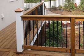 deck railings deck design atlanta decking u0026 fence company