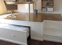 Hide Away Beds For Small Spaces Best 25 Build A Bed Ideas On Pinterest Diy Bed Twin Bed Frame