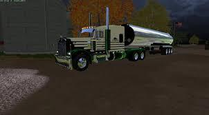 flat top kenworth trucks for sale 2007 kenworth w900l flattop v1 fs 2015 farming simulator 2015