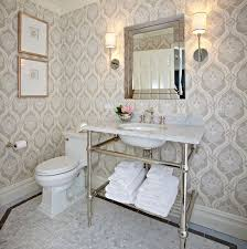 wallpaper bathroom designs 52 best wallpaper images on room designer wallpaper
