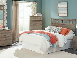 Driftwood Bedroom Furniture Kith 352 Mulberry Driftwood Finished Bedroom Set