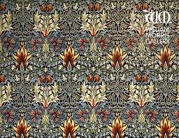 daily art story timeless designs of william morris museu ms