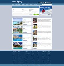 what does a travel agent do images Free travel agency website template travel website templates jpg