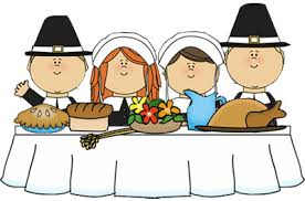 how are the pilgrims involved in thanksgiving history official