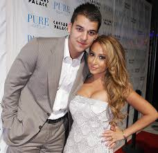 adrienne bailon kourtney helped me get over rob breakup