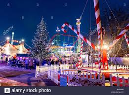 winter hyde park at uk stock photo 76345259