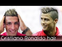 cristiano ronaldo inspired haircut tutorial how to style u0026 cut a