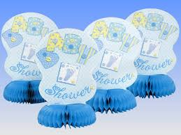 baby boy shower centerpieces for tables that will be the source of