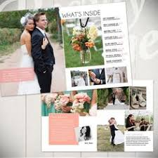 Wedding Magazine Template Wedding Magazine Table Of Contents Page Sample Editorial