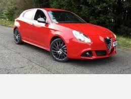 used alfa romeo giulietta quadrifoglio verde for sale rac cars