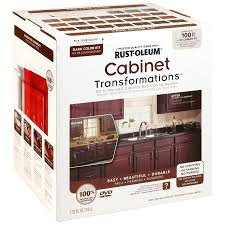 28 kitchen cabinet paint kit how to refinish your kitchen kitchen cabinet paint kit rust oleum transformations 9 piece dark color cabinet kit