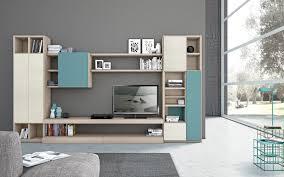 Modern Living Room Wall Units With Storage Inspiration DesignRulz - Living room cabinet design