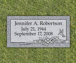 headstone markers gravestones markers granite grave markers future planning