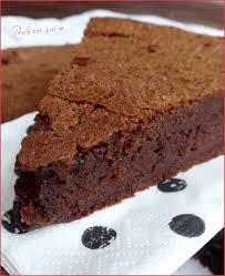 recette cuisine gateau chocolat gâteau au chocolat suzy de hermé perle en sucre