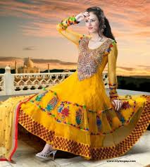 latest fancy classy and wonderful frock styles for girls