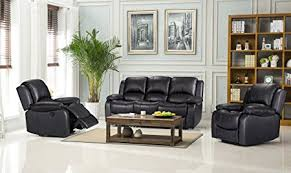 Recliner Sofa Suite Lovesofas Electric Lazy Boy Valencia 3 2 1 Seater Top Grain