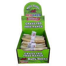 Red Barn Bully Sticks Redbarn Cow Tails Dog Treats Case Of 45 Naturalpetwarehouse Com