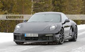 Porsche Cayenne 911 - 2020 porsche 992 911 spy photos u2013 news u2013 car and driver