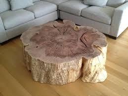 tree stump coffee table inspirational tree stump coffee table for sale c tree stump coffee