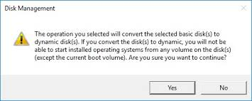 i am unable to assign a drive letter to unallocated space in