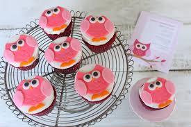 owl halloween cupcakes crave indulge satisfy tutorial how to make fondant owl