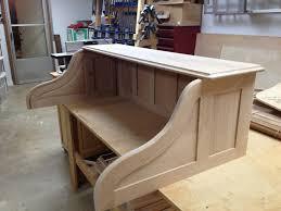 roll top desk tambour rolltop desk build part 7