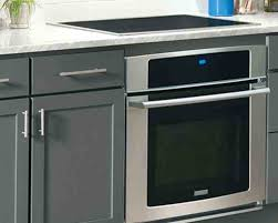 how to install a wall oven in a base cabinet wall mount oven double wall ovens a microwave oven combinations wall