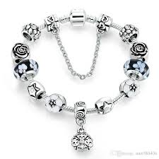 fashion charm bracelet images 2017 the new popular fashion pandora style charm bracelets fashion jpg