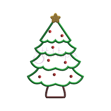 christmas applique christmas applique design set stitchtopia