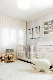ambiance chambre bébé déco chambre bébé fille et garçon en style scandinave pour un