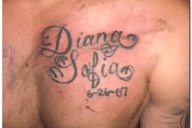 word art tattoo designs