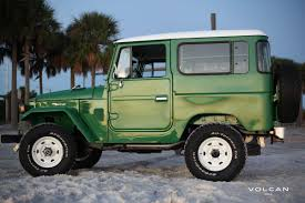 land cruiser fj40 esmeralda u0027 1983 fj40 land cruiser for sale volcan 4x4